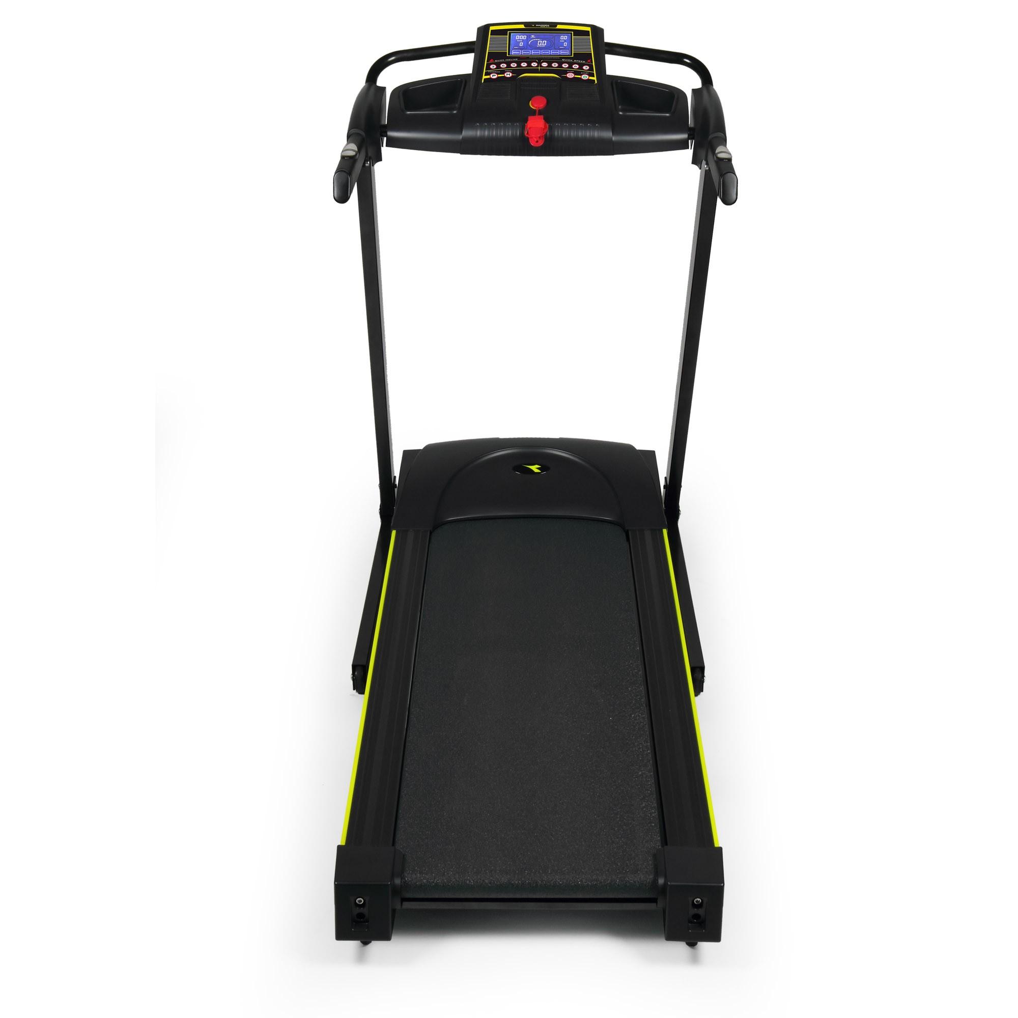 Tapis Roulant Diadora Edge 2.4 Dark - Diadora Fitness df4bcf4c8e7