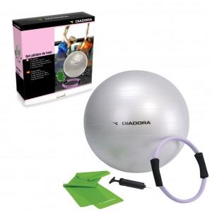 Set Pilates Deluxe Diadora con DVD