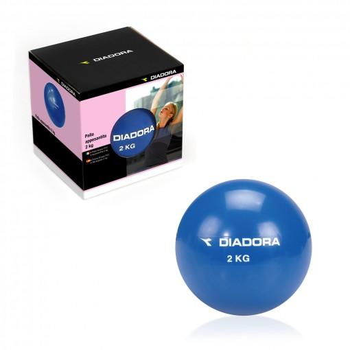 Palla fitness appesantita 2kg  Diadora