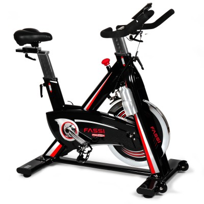 Vélo Spinning Fassi Pro 24 F
