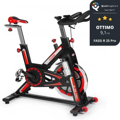 Vélo Spinning Fassi R 25 Pro