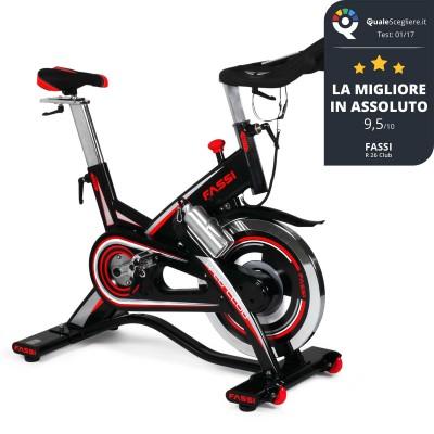 Vélo Spinning Fassi R 26 Club