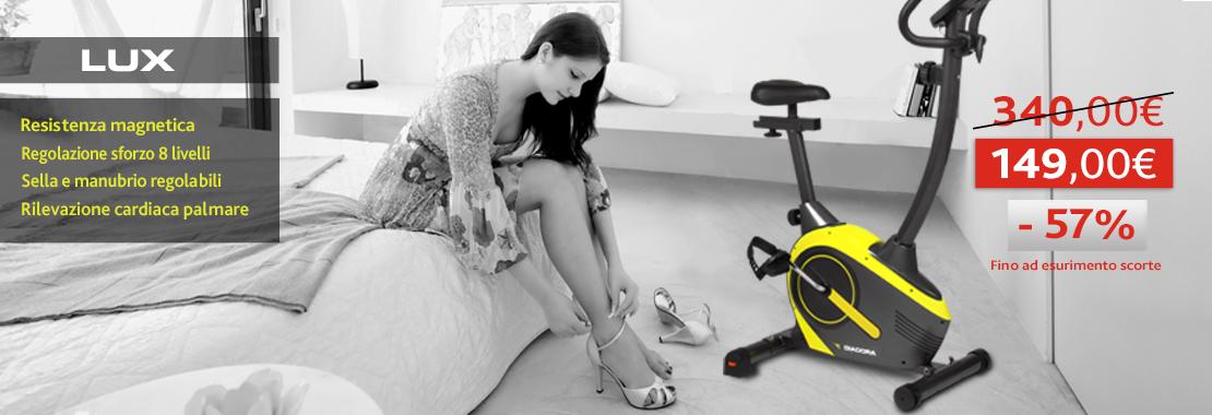 Cyclette Diadora Lux