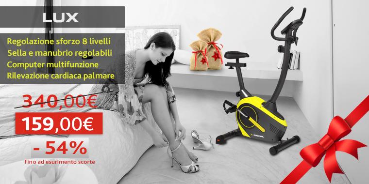Promo Cyclette Diadora Lux