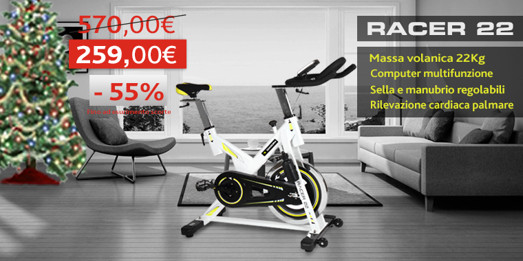 Promo Fit Bike Diadora Racer 22