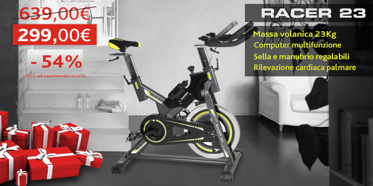 Promo Fit Bike Diadora Racer 23