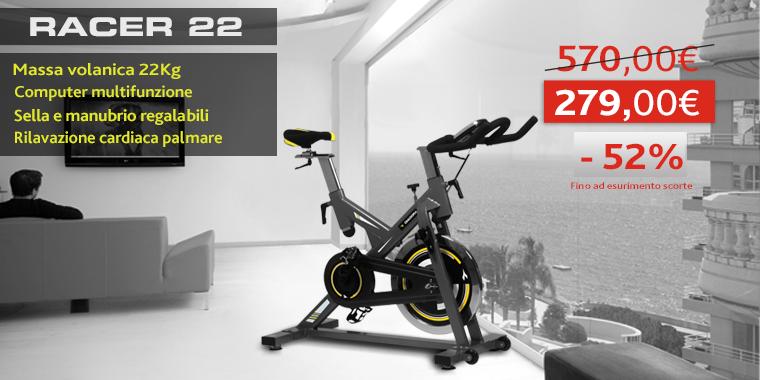 Promo Fit Bike Diadora Racer 22