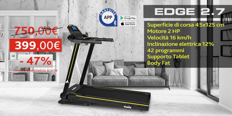 Promo Diadora Edge 2.7