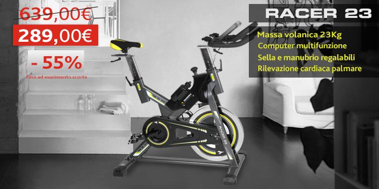 Promo Fit Bike Diadora Racer 23
