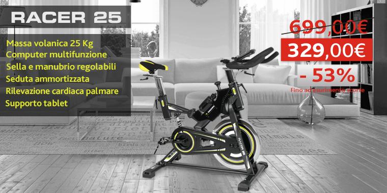 Promo Fit Bike Diadora Racer 25