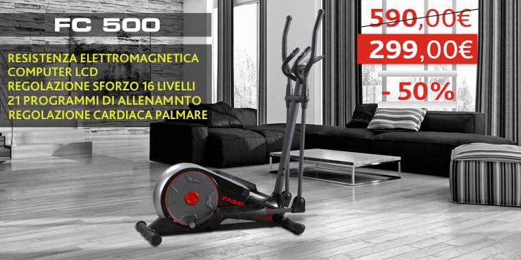 Promo Fassi Ellittica Fc 500