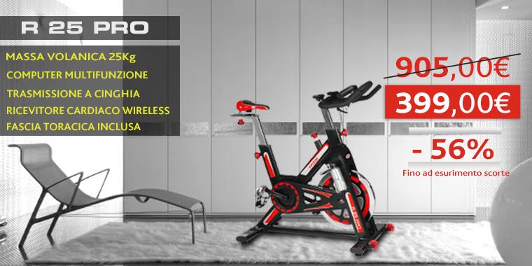 Promo Spin bike Fassi R 25