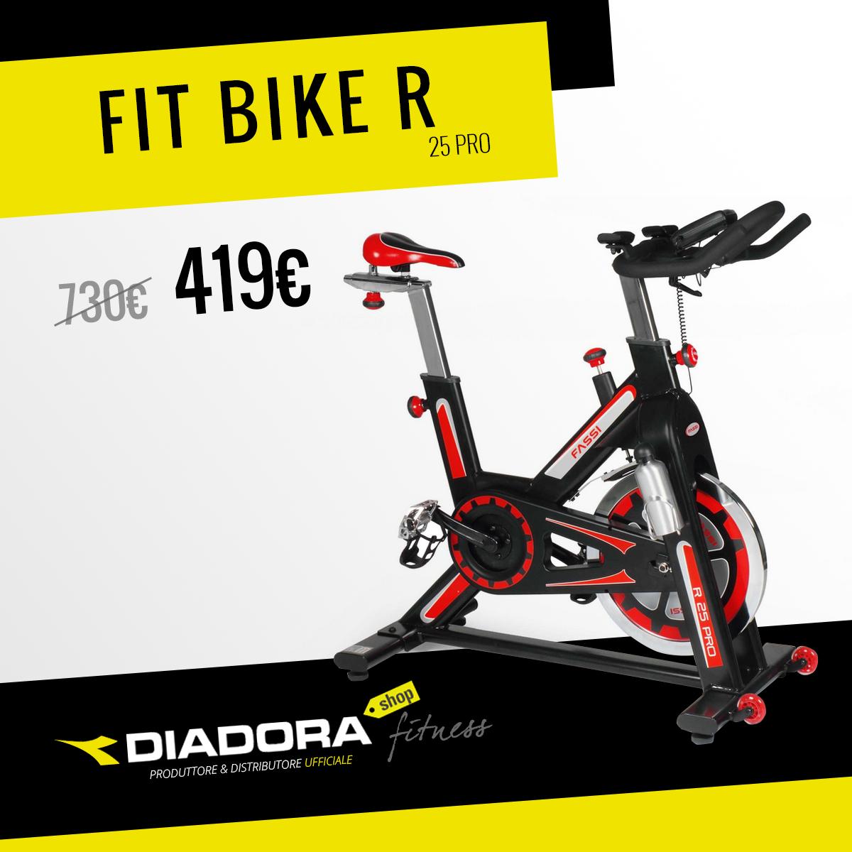 offerte spin bike diadora fitness
