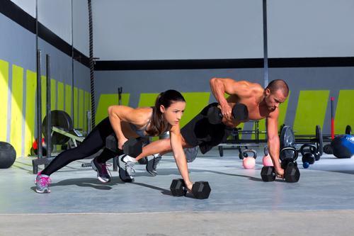 allenarsi insieme