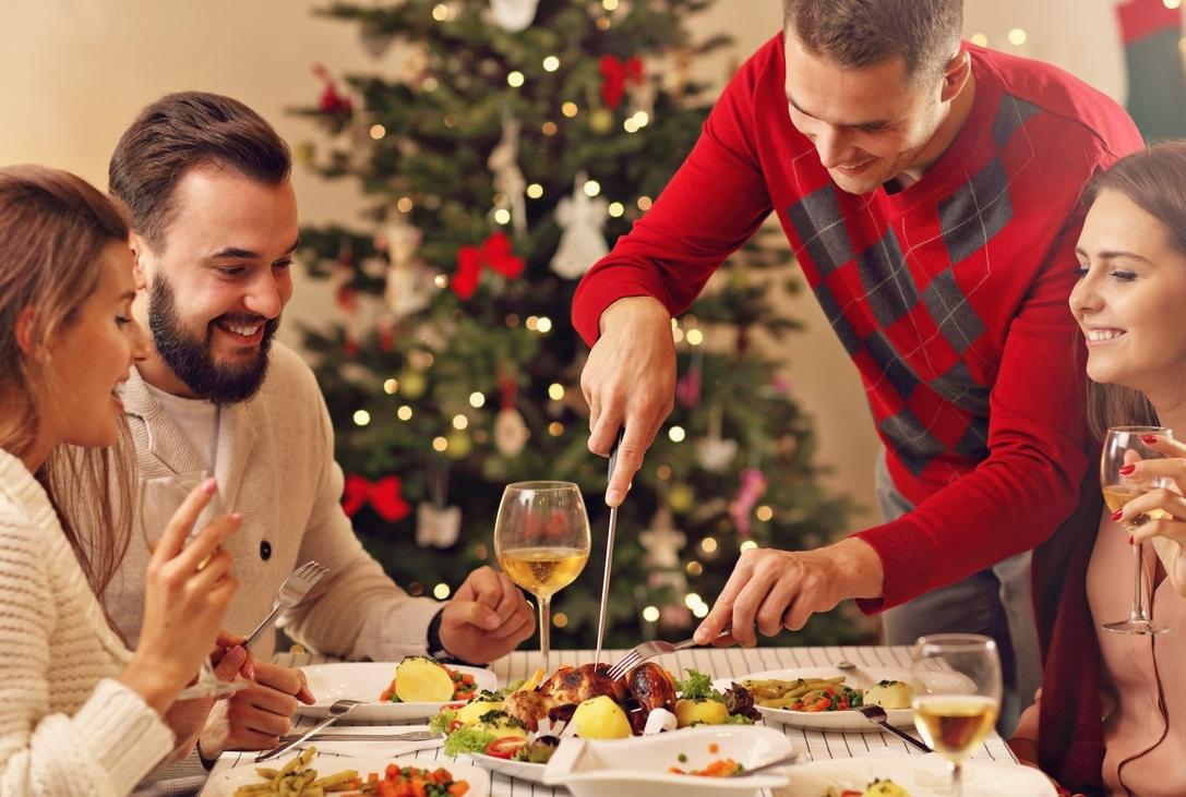 12 consigli per non prendere peso durante le feste!