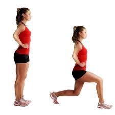 affondi avanti inestetismi diadora fitness blog