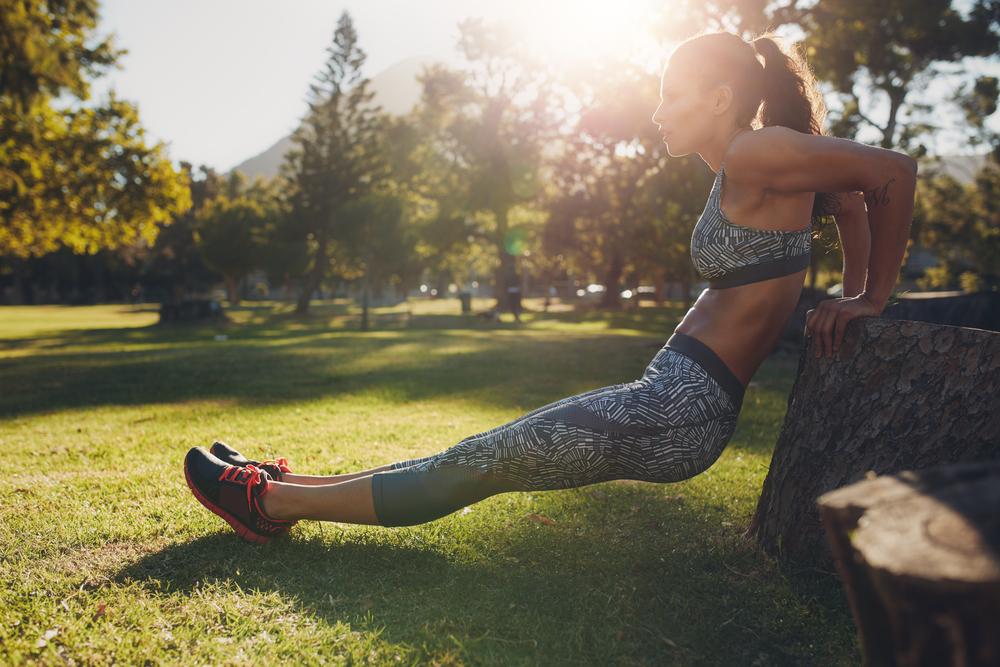 fitness al parco