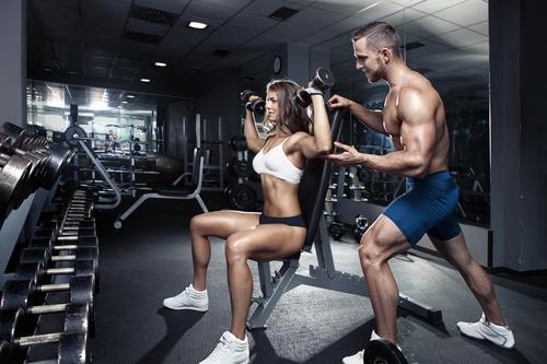 fitness di coppia