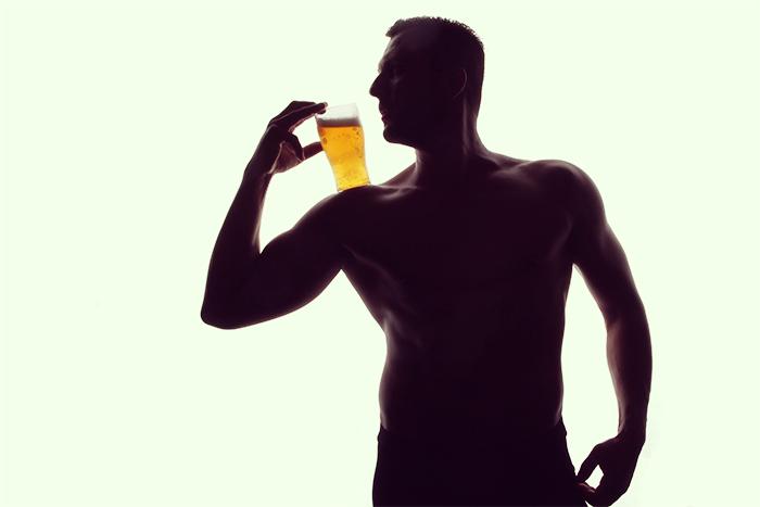 una buona birra per un buon allenamento copertina