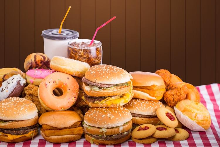 perdere peso con il cibo spazzatura blog