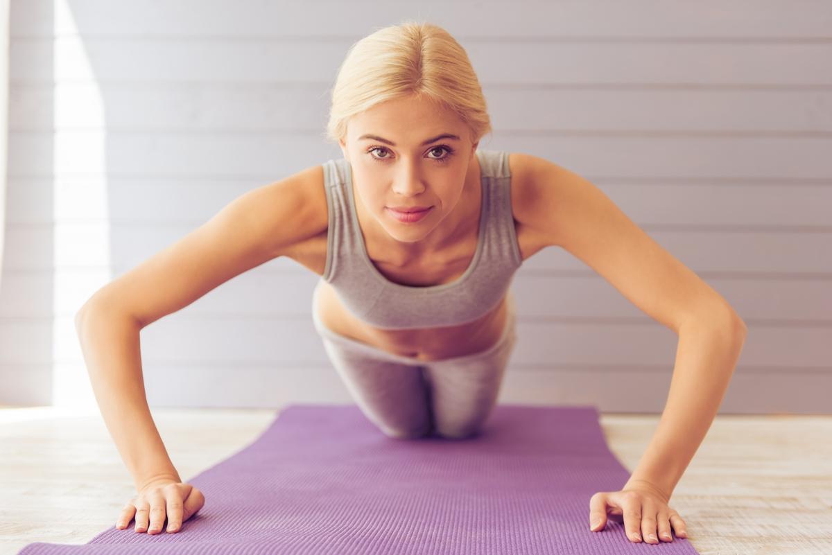 esercizi fitness, esercizi vacanze natale, home fitness
