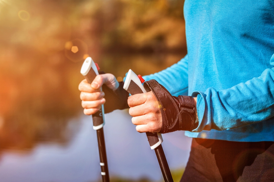 nordic walking diadora fitness