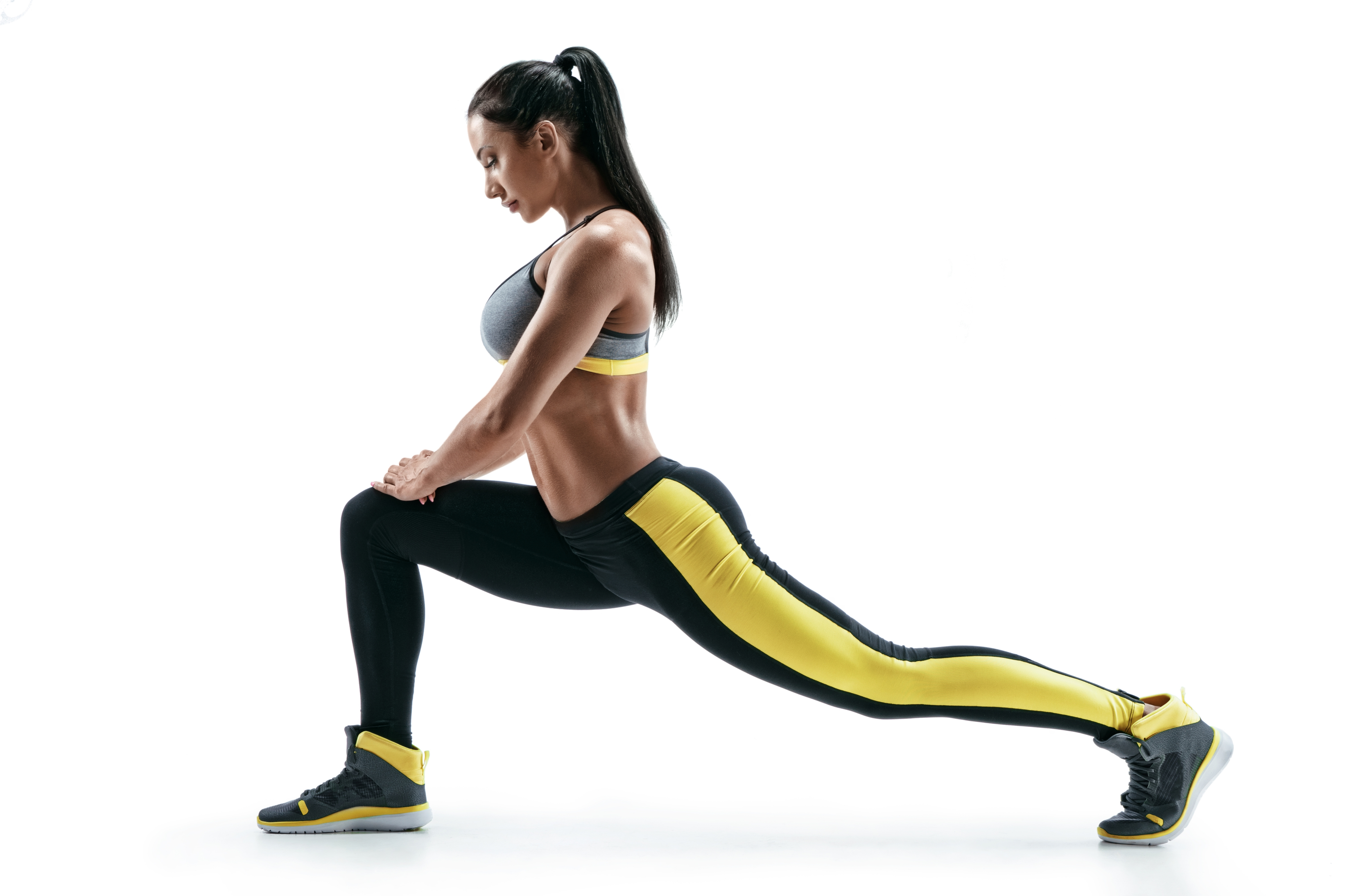 allenamento gambe diadora