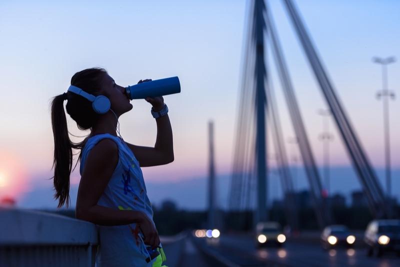 Idratazione e allenamento blog diadora fitness