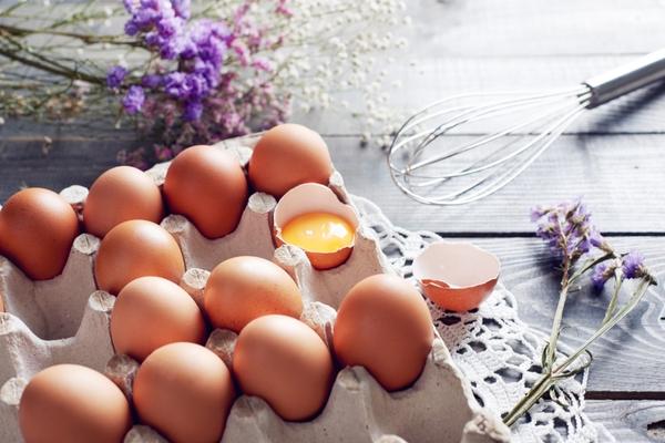 Uova fonte di proteine Blog