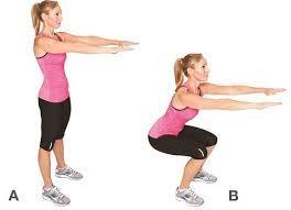 squat diadora fitness inestetismi